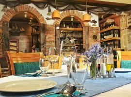 斯科普里莫纳科酒店及鱼类餐厅