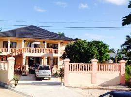 Paradise First Hotel, 努库阿洛法