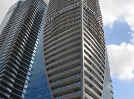 城市顶级公寓酒店