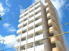 Hotel Peacely In Miyakojima Nexus, 宫古岛