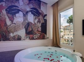 托雷阿根廷和莱 - 魅力宅区酒店,位于罗马的旅馆
