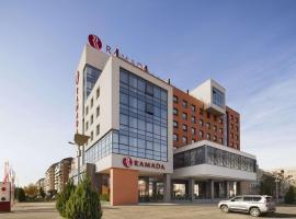 奥拉迪亚华美达酒店