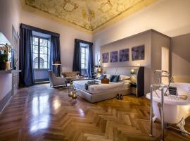 帕拉索雷蒂夫德波卡住宅酒店,位于佛罗伦萨的酒店