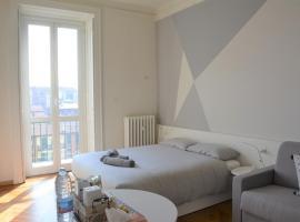 空气公寓- 纳维吉利达尔瑟纳,位于米兰的公寓