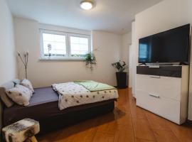 Apartment 1 Zimmer EG