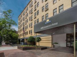 戴斯华盛顿酒店 - 康涅狄格大道