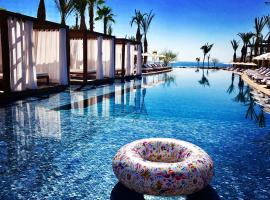 Chileno Bay Resort & Residences, Auberge Resorts Collection,位于卡波圣卢卡斯的度假村