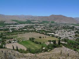 Alojamiento en Valle del Elqui