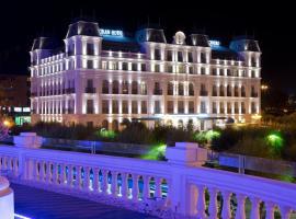 萨尔大酒店, 桑坦德