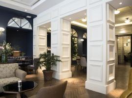 碧提宫高科技酒店&度假村 ,位于马德里的酒店