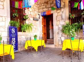Hotel Posada Santo Niño, Tacámbaro de Codallos