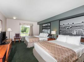 天鹅谷速8汽车旅馆, Swan River