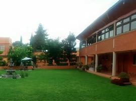 特奥蒂奥铃酒店, 圣胡安特奥蒂瓦坎