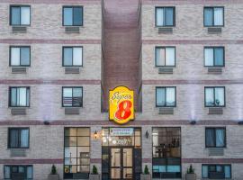 布鲁克林速8酒店