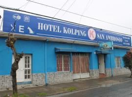 Hotel Kolping San Ambrosio