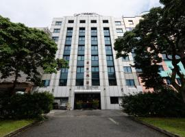 Hotel Compass (SG Clean, Staycation Approved),位于新加坡的酒店