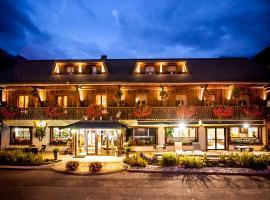 庄园酒店, 夏蒙尼-勃朗峰