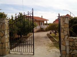 House near Spasmata beach