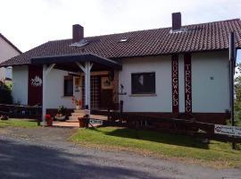 Gästehaus Burgwald-Trekking