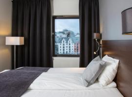 第一艾特兰提卡酒店, 奥勒松
