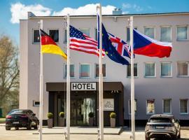 布拉格天空酒店
