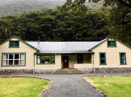 YMCA Arthur's Pass Outdoor Education Centre