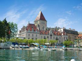 德奥奇城堡酒店
