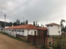 FINCA La CITA, Suesca (Laguna de Suesca附近)