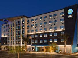Residence Inn Las Vegas South/Henderson,位于拉斯维加斯的酒店