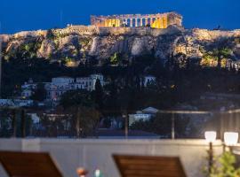 雅典豪华版套房酒店
