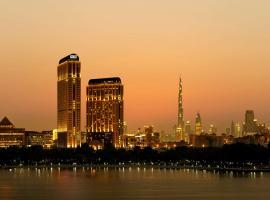 凯悦迪拜河高地酒店,位于迪拜的酒店