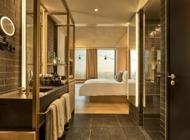 阿姆斯特丹QO酒店, 阿姆斯特丹