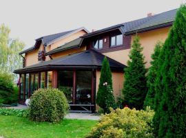 多尔别墅旅馆, Salaspils