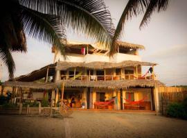 Coconut Surf Hotel, Canoa