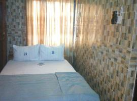 Jam-Bed Hotel and Suites, Pakoto