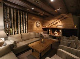 Eira Ski Lodge,位于巴奎伊拉-贝莱特的酒店