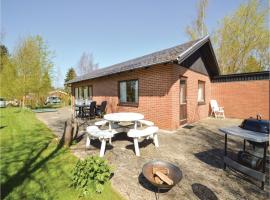 Two-Bedroom Holiday Home in Faxe Ladeplads