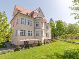 贝阿提卡别墅精品酒店, 捷克克鲁姆洛夫