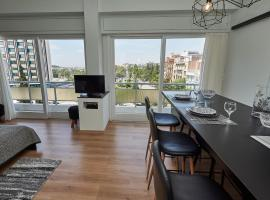 Luxury apartment Athens view