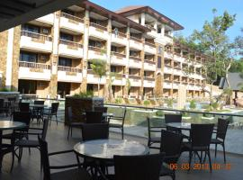 科伦壮丽山景迷人豪华宽敞客房酒店