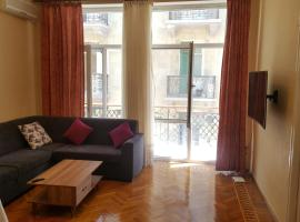 Check-in Apartment near to Nizami street