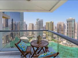 Beautiful 2Bed 2Baclcony in JLT, Dubai