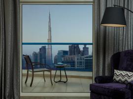 迪拜海滨丽笙布鲁酒店