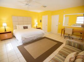 皇家棕榈酒店, 哈伯岛