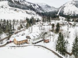 格伦德尔湖JUFA酒店