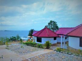 布苏亚帕拉迪索海滩度假酒店, Busua (Ahanta West附近)