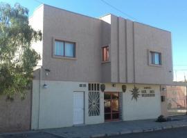 Hotel Sol del Desierto, Diego de Almagro