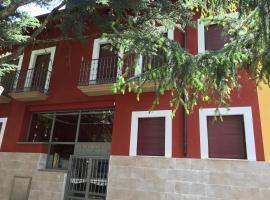 Apartamento Balcon De Jaca I, 哈卡 (San Juan de la Pena and Monte Oroel附近)