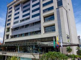 哥伦比亚十级酒店