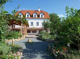 奶奶的花园旅馆及餐厅